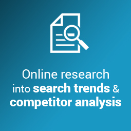 Online research into search trends & competitor analysis with this SEO company Johannesburg