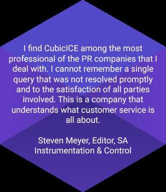 B2B Marketing & Advertising Agency - Johannesburg | CubicICE